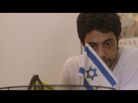 What happens when a Jew and a Palestinian end up as roommates (comedy)