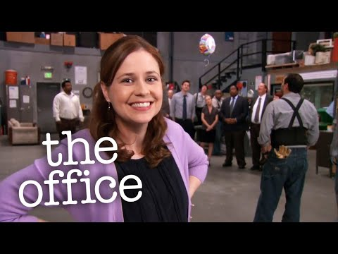 The Balloon is Falling! - The Office US