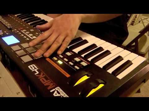 sample - this is how i sample with garage band, and use the pads on an mpk.. i dont use this technique anymore, but just cause i dont, doesnt mean you cant learn how ...