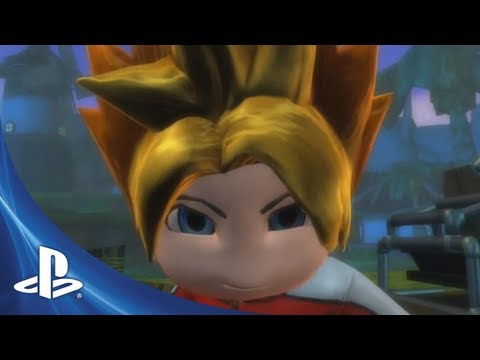 PlayStation® All-Stars Battle Royale™ - Spike Trailer