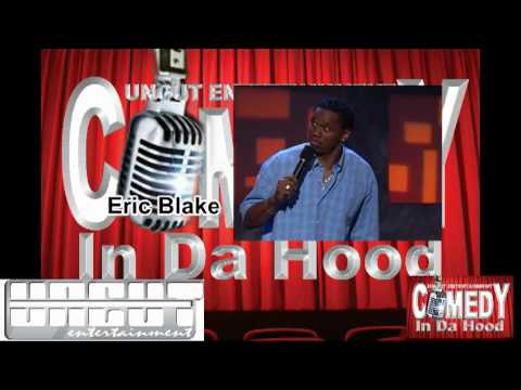 Comedy in da Hood.... March 2011