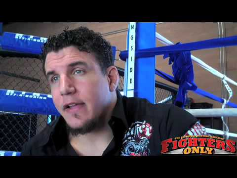 Frank Mir talks Training Shane Carwin and Possibilities of Training with James Toney