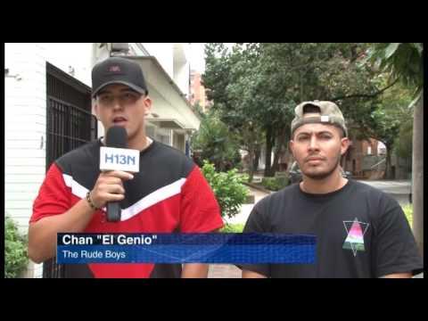 Kevin ADG y Chan El Genio son The Rude Boys