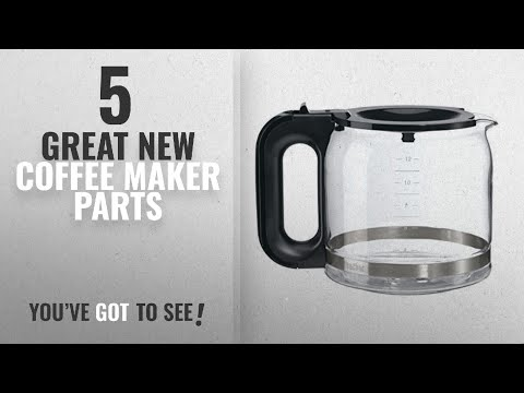 Top 10 Braun Coffee Maker Parts [2018]: Braun BRSC005 Replacement Carafe for Braun Coffee Maker,