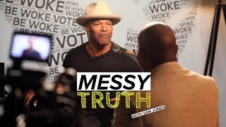Video Jamie Foxx talks being black in Trump's America | The Messy Truth w/ Van Jones MP3, 3GP, MP4, WEBM, AVI, FLV November 2018