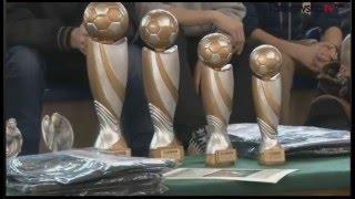 IV Halowy Turniej Piłki Nożnej o Puchar Burmistrza Wojnicza Tadeusza Bąka