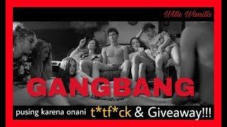 Video GIVEAWAY ⭐️ JAWAB DM ⭐️ GANGBANG ⭐️ T*TF*CK ⭐️ PUSING KARENA ONANI ⭐️ MP3, 3GP, MP4, WEBM, AVI, FLV Maret 2018