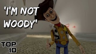 Video Top 10 Scary Toy Story Theories MP3, 3GP, MP4, WEBM, AVI, FLV Januari 2019