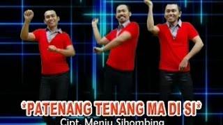 Trio Silopak - Patenang Tenang Ma Di Si (Official Lyric Video)