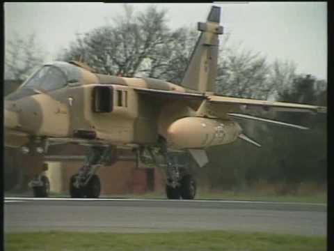 Jaguar Fighter Jet capabilities...