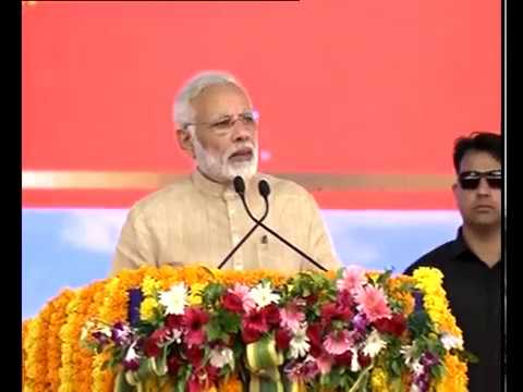 PM's speech at the launch of Mission Intensified Indra Dhanush at Vadnagar