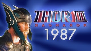 Video Thor 3: Ragnarok - 1987 Trailer (Nerdist Presents) MP3, 3GP, MP4, WEBM, AVI, FLV Juni 2018