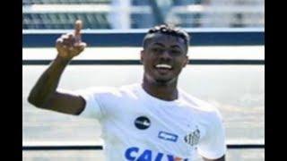 Curtam nossa página: http://www.facebook.com/LeandroSportsVideos Bruno Henrique faz três, e Santos bate o Bahia no...