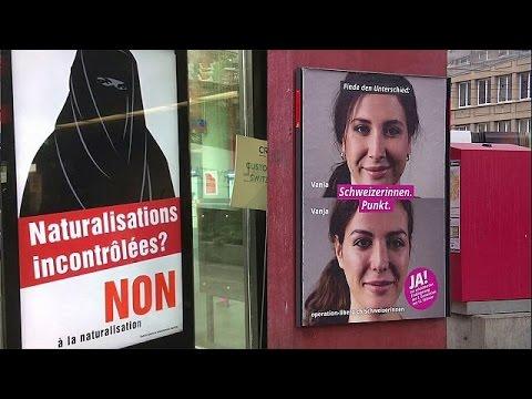 Στις κάλπες οι Ελβετοί για την ιθαγένεια σε μετανάστες τρίτης γενιάς
