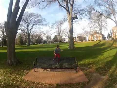 Limitless Parkour: Anderson University Student Cam
