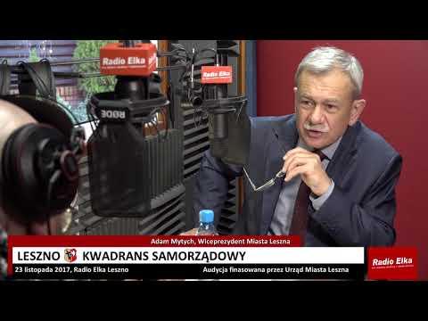 Wideo1: Leszno Kwadrans Samorządowy 23 listopada 2017