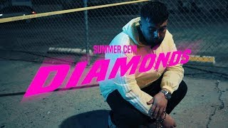 Summer Cem  - Diamonds [ official Video ] prod. by Miksu & Macloud