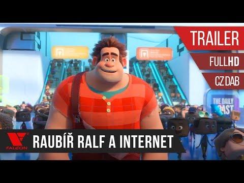 Kdo rozbil internet? Videoherní záporák Raubíř Ralf se vrací. A má nový trailer!