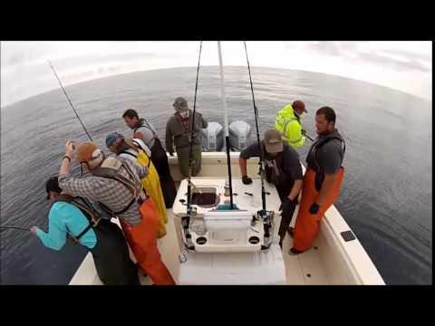 rampage tuna fishing westport washington