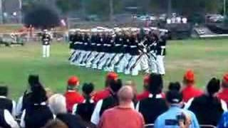 Orleans (MA) United States  city photos : Marine Corps Silent Drill Platoon Orleans Ma