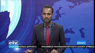 Afaan Oromoo Sport News Dec, 04/2019 |etv