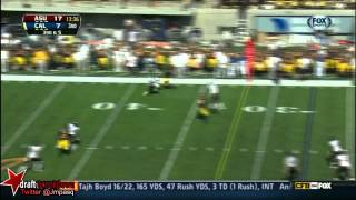 Will Sutton vs Cal (2012)
