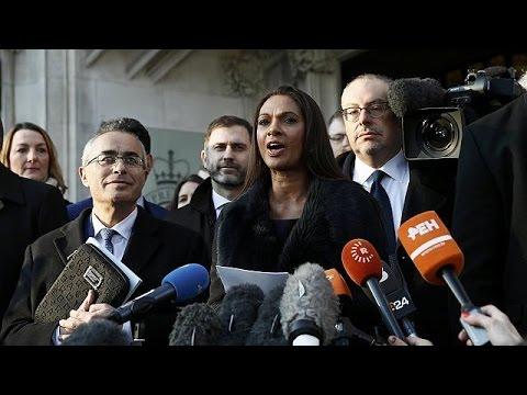 Μ.Βρετανία: H δύσκολη δικαστική διαμάχη για το Άρθρο 50
