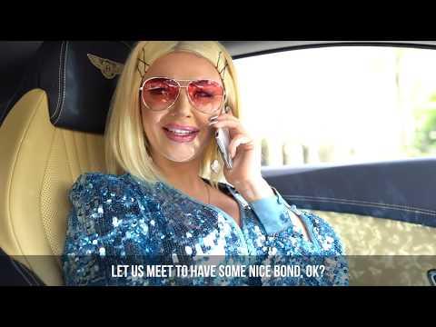 Who is Katrina Antonovich? A day with a BILLIONAIRE!