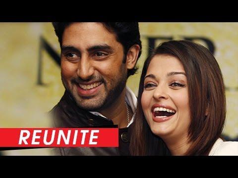 Aishwarya Rai And Abhishek Bachchan REUNITE for An