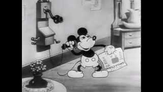 ミッキーのゴリラ騒動 The Gorilla Mystery 1930