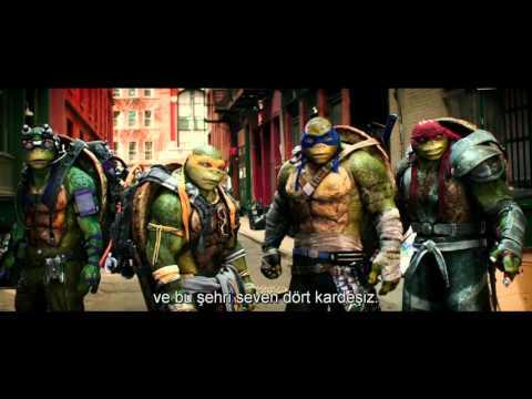 Ninja Kaplumbağalar: Gölgelerin İçinden Fragman