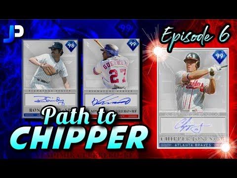 PATH to CHIPPER Ep. 6 | 766 Rating | 98 Guidry RAKES!??! | MLB the Show 19 Ranked Seasons