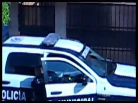 Dirty Municipal Cops Working for the Cartel in front of my home o n 8 , 26 – 2014