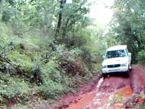 Land-Rover Vs Jeep Vs Galloper