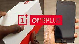Hit the 'Like' button if you enjoyed the video!Follow me on snapchat!: itsnotreallyikeHere we have the OnePlus 5 unboxing, along with my first impressions and a brief speed test with the Samsung Galaxy S7 Edge! I hope you guys enjoyed this video and make sure to hit the thumbs up button if you did.. Full review for the OnePlus 5 will be out soon! Subscribe to my YouTube channel: http://www.youtube.com/subscription_c...----------------------------------------­­­------------Stay connected to Ultimate Reviews:Snapchat:itsnotreallyikePSN Username! : IkeOkeke-https://twitter.com/ultimaterev-https://plus.google.com/+UltimateReviews(P.S I have instagram too! @Ultimate_Reviews)Thanks Everyone