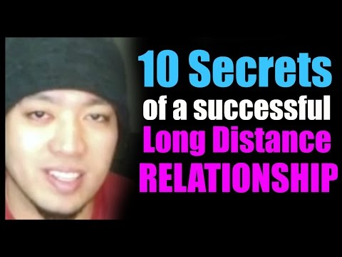 10 Secrets Of A Succesful Long Distance Relationship