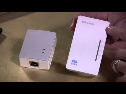 TP-LINK PowerLine Network Wi-Fi Range Extender Review - TL-WPA4220KIT