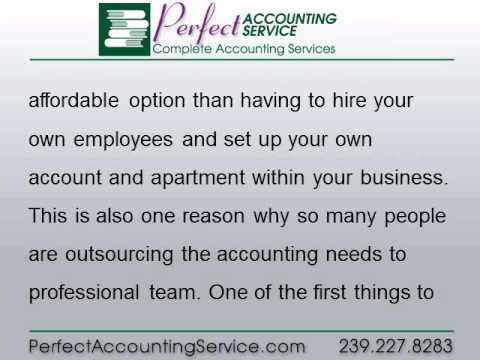 Accountant Naples, FL — Outsourcing Your Accounting Needs