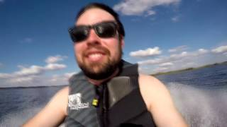 5. 2017 Sea Doo GTR 230 First Launch and Ride