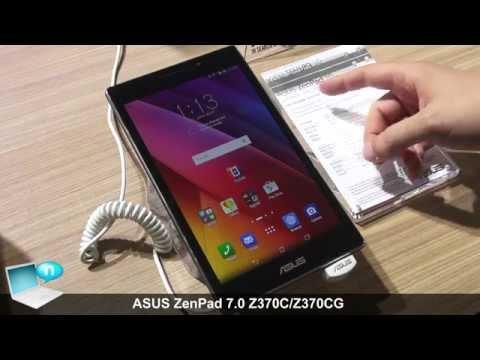 ASUS ZenPad 7.0 Z370C e Z370CG