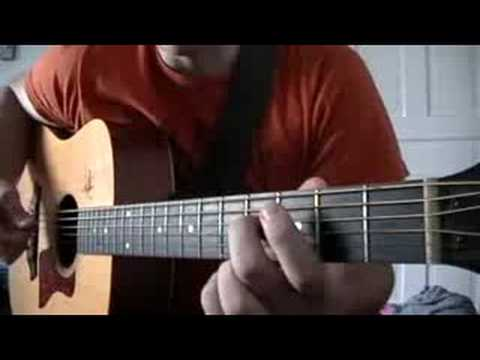 How to Play Heart Shaped box on guitar www.masterguitar.ca