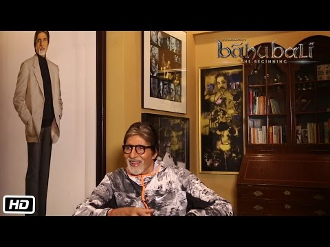 Video : Amitabh Bachchan On Baahubali
