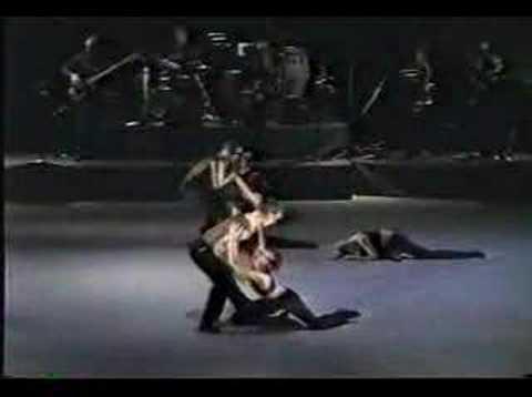 Джаз- модерн- один из техничных направлений танца.