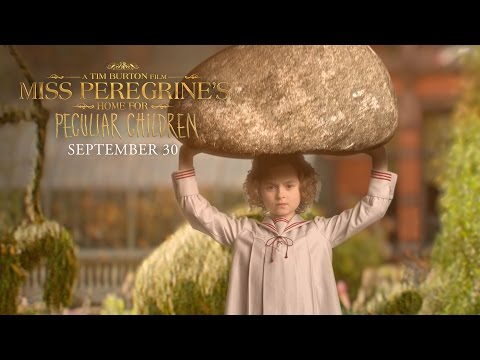 Miss Peregrine's Home for Peculiar Children (Trailer 2 Sneak Peek)
