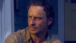 The Walking Dead - Andrew Lincoln Season 6 Interview - NYCC 2015