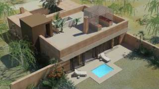 Ouirgane Morocco  city photos gallery : L'AMANDIER Moroccan development in Ouirgane, Atlas Mountains