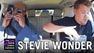 Stevie Wonder Carpool Karaoke - YouTube