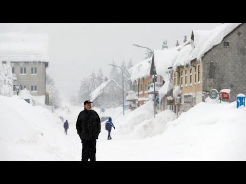 Παιχνίδι στα χιόνια