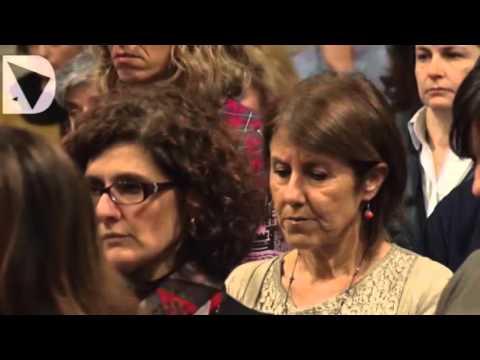MINUTO DI SILENZIO PER LE VITTIME DI TARRAGONA - VIDEO