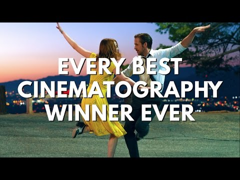Every Best Cinematography Winner Ever 19272016